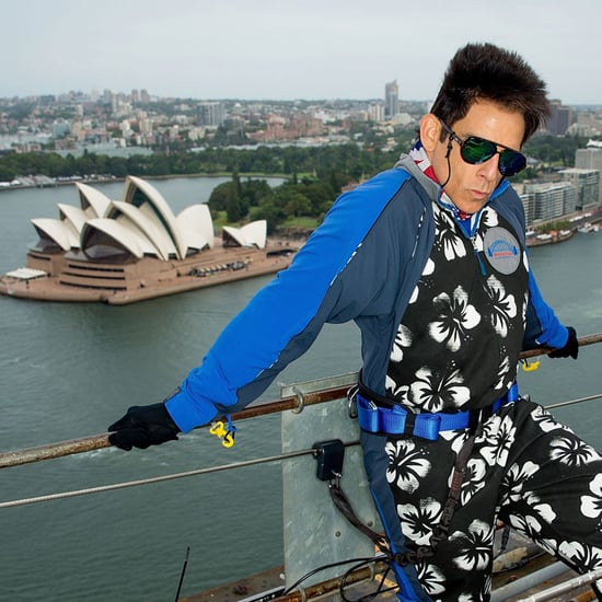 Pictures of Zoolander in Australia January 2016