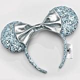 Disney Arendelle Aqua Minnie Mouse Ear Headband