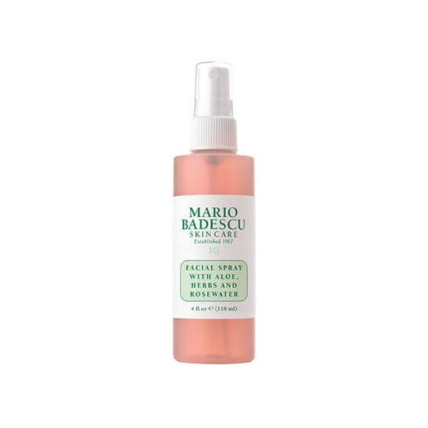 Mario Badescu Facial Spray With Aloe, Herbs and Rosewater ($17)