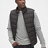"""This ColdControl Puffer Vest ($60) may not be considered a """"jacket,"""" but it's still a closet essential. It can be layered over a sweater or underneath a thicker coat."""