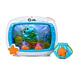 For 1-Year-Olds: Baby Einstein Sea Dreams Soother Musical Crib Toy and Sound Machine