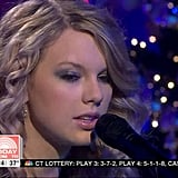 """Christmases When You Were Mine"" by Taylor Swift"