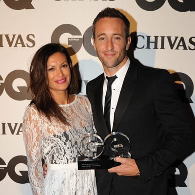 Alex O'Loughlin and Girlfriend Malia Jones Are Expecting a Baby