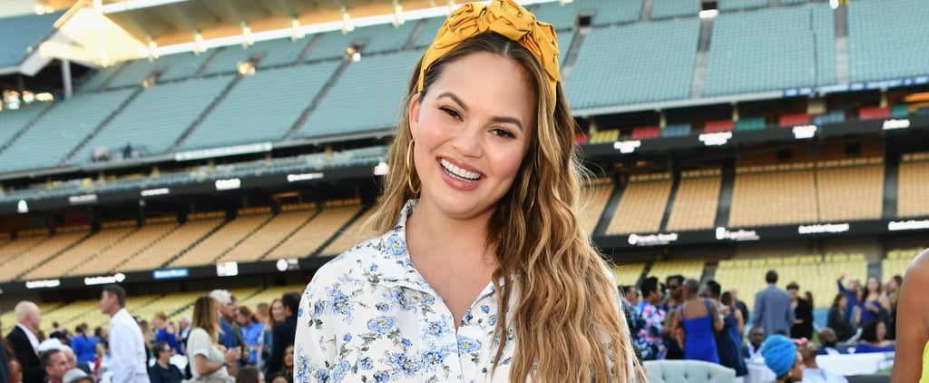 Chrissy Teigen on Playing Badminton While on the Toilet