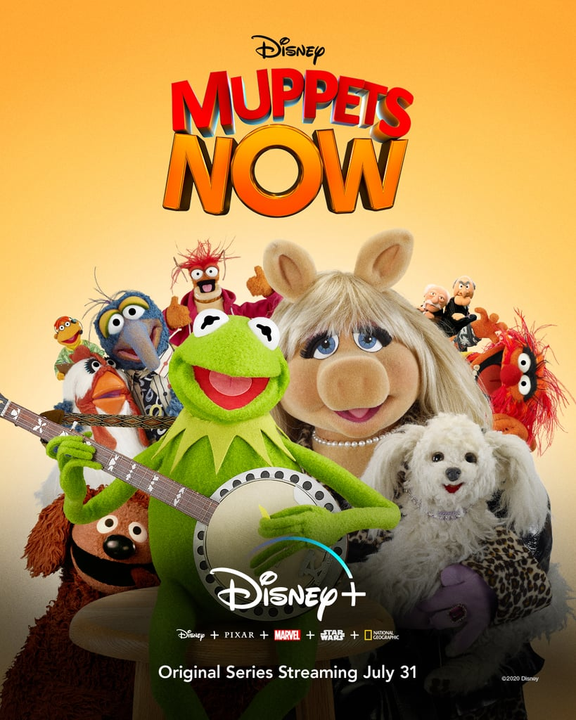 Muppets Now Will Release on Disney+ on July 31