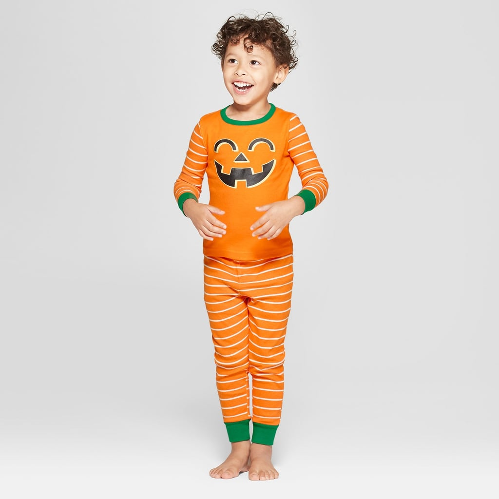 5e43b8faa Snooze Button Pumpkin Pajamas Set