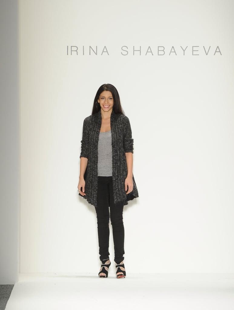Irina Shabayeva, Project Runway Season 6 Winner