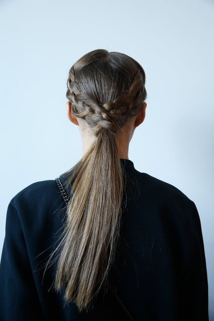Not-so-Basic Ponytails