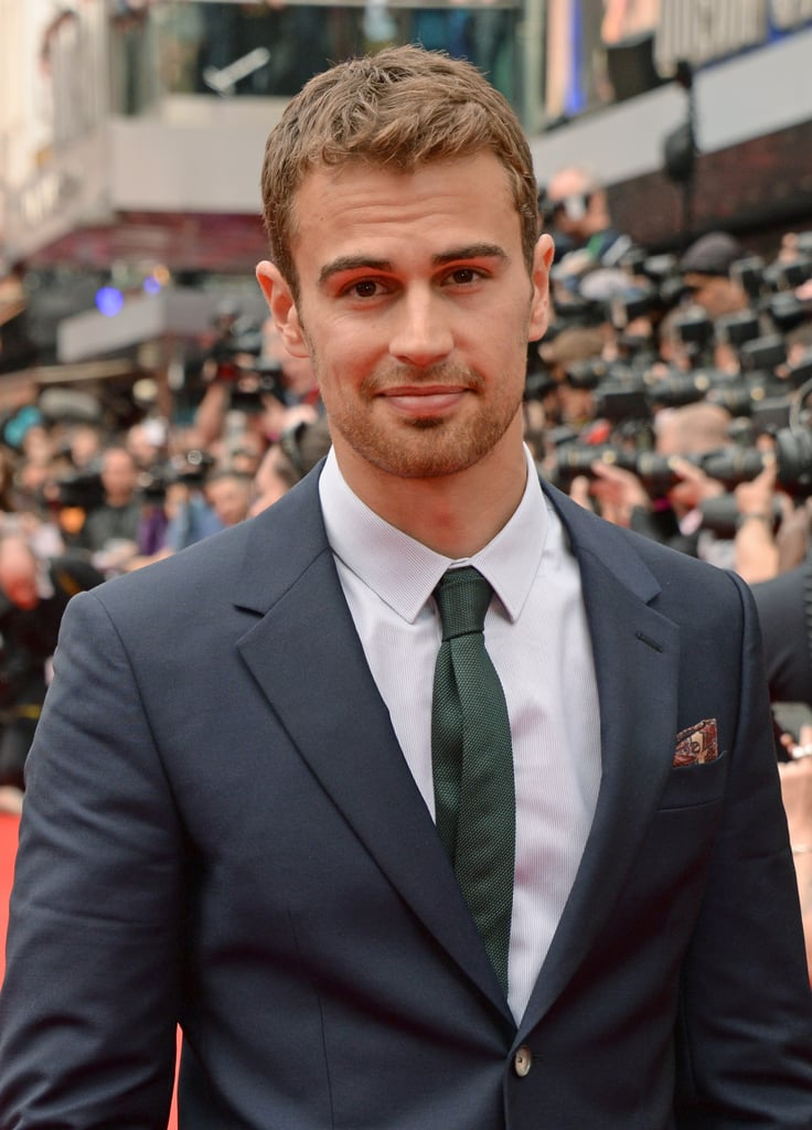 Ever wished that you could gaze right into Theo James's eyes? Well, to celebrate his good looks — and the upcoming release of Allegiant, the next installment of the Divergent series — we're looking back at some of his sexiest stares ever. With a mix of dapper red carpet appearances and handsome portraits, these looking-right-at-you moments are sure to make you swoon. Keep reading to feel like Theo James is staring right into your soul, then check out 28 reasons he's your favorite part of the Divergent series.