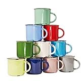 Home Tinware Mugs