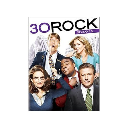 30 Rock Season Five, approx $32.68