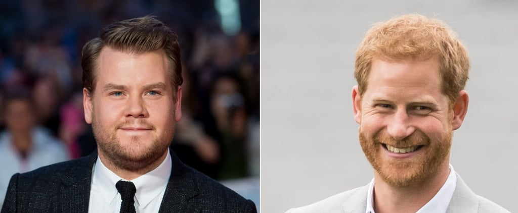 James Corden Comments on Prince Harry Leaving Royal Family