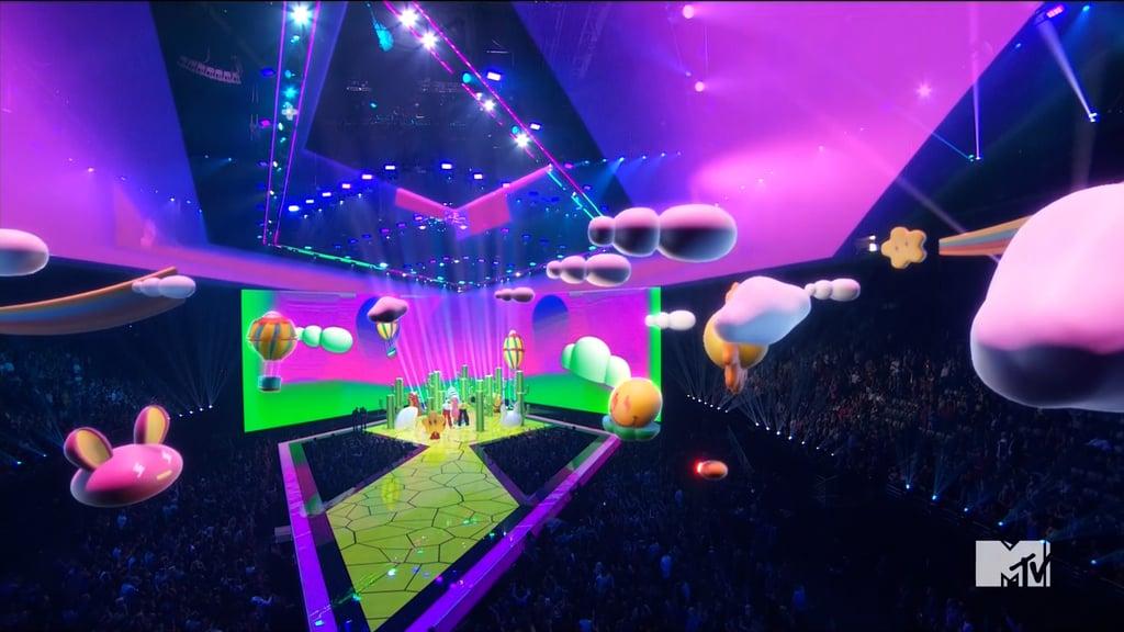 J Balvin and Bad Bunny 2019 MTV VMAs Performance Video