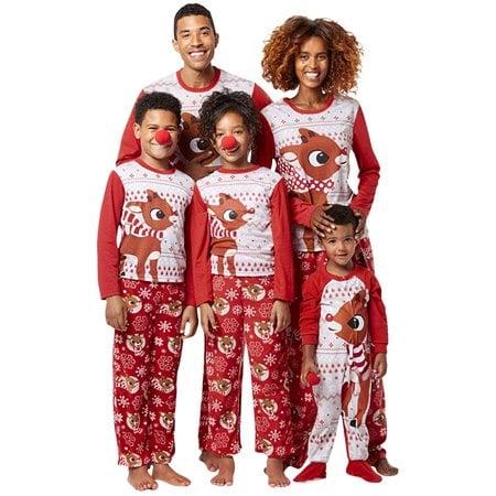 LMart Christmas Family Matching Pajamas Sets Christmas Series Outfit  Sleepwear 671ebe7947d6