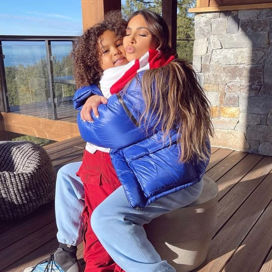 Read Kim Kardashian's 5th Birthday Message For Saint West
