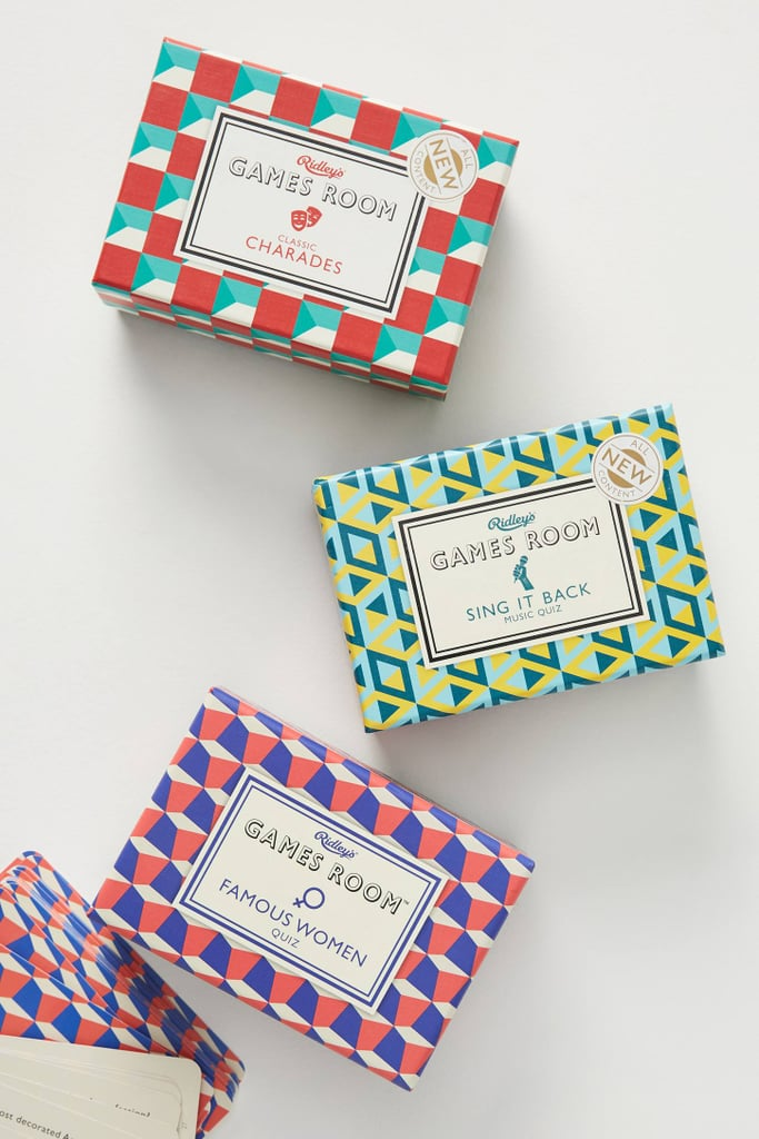 The Best Games and Activities For Adults at Anthropologie