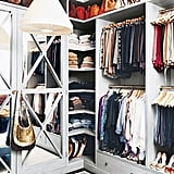 The Smaller Walk-In Closet