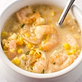 Slow-Cooker Cajun Corn and Shrimp Chowder