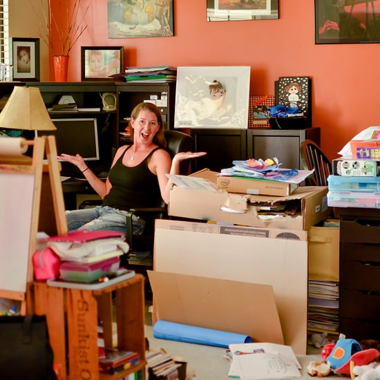 Photos of Messy Houses With Kids