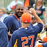 Chris Carter, Houston Astros
