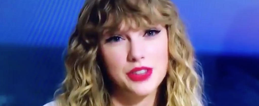 Taylor Swift Made a Surprise AMAs Appearance to Honour Diana Ross