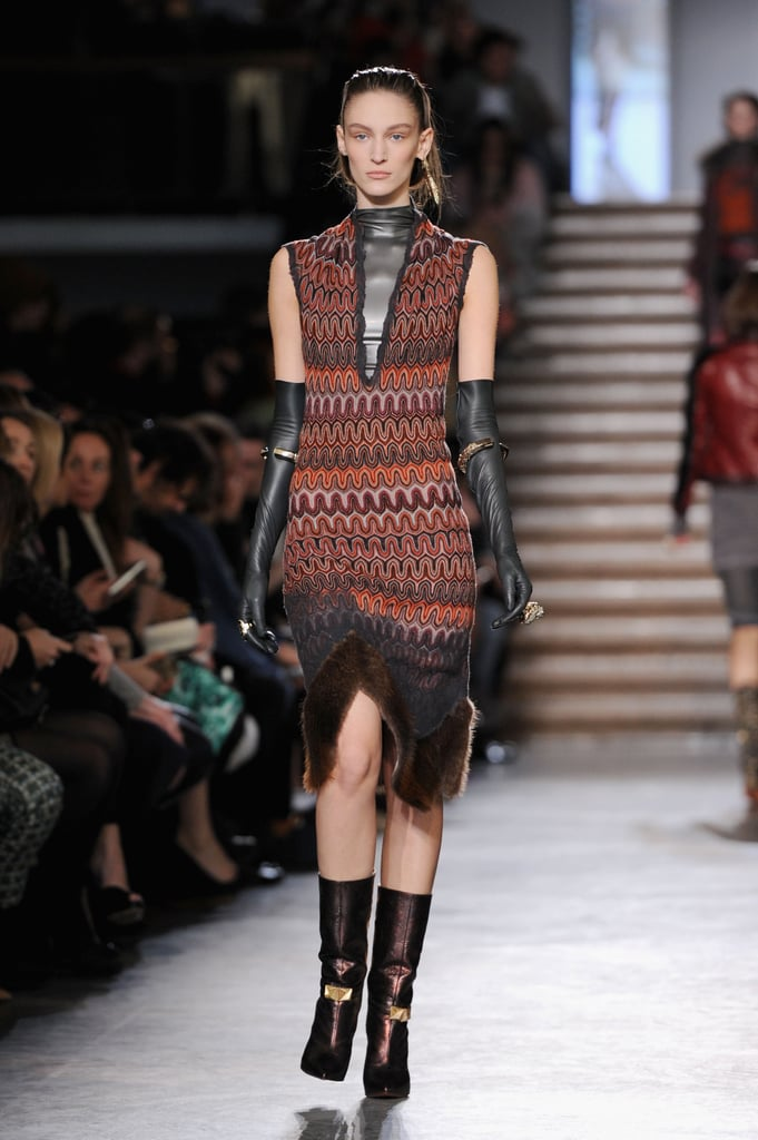 Review and Pictures of Missoni Autumn Winter 2012 Milan Fashion Week Runway Show