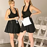 Lauren Conrad and Whitney Port