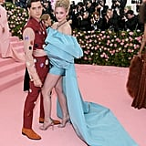 Cole Sprouse and Lili Reinhart at the 2019 Met Gala