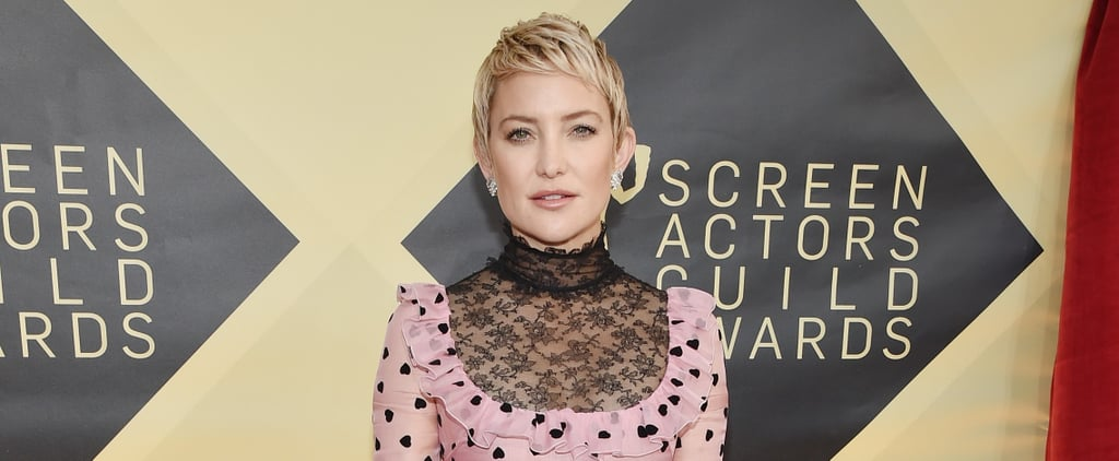 Kate Hudson's Red Carpet Look Will Give You Major Heart Eyes