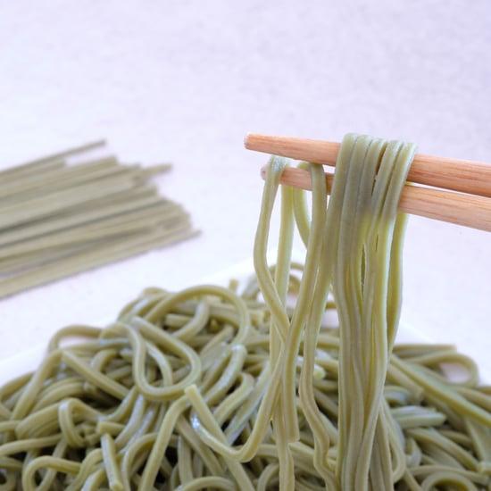Trader Joe's Matcha Green Tea Noodles Review