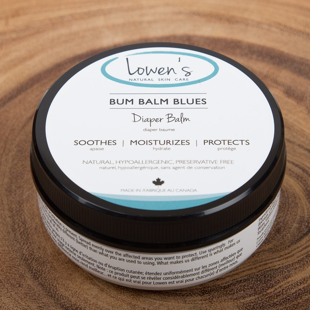 Lowen's Balm Balm Blues ($22)