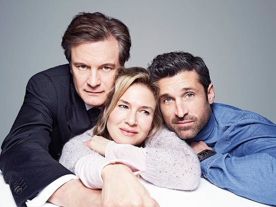 Who's the Dad? Patrick Dempsey and Colin Firth Reveal Behind-the-Scenes Secrets of Bridget Jones's Baby