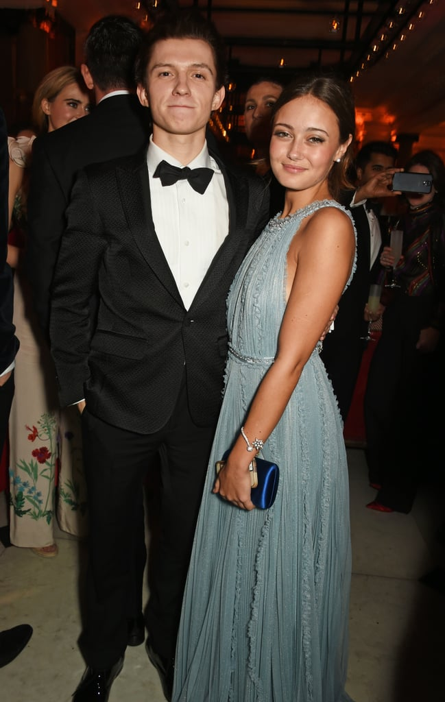 Tom Holland And Ella Purnell Bafta Awards Afterparty