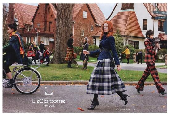 Fab Ad: Liz Claiborne, Fall '09