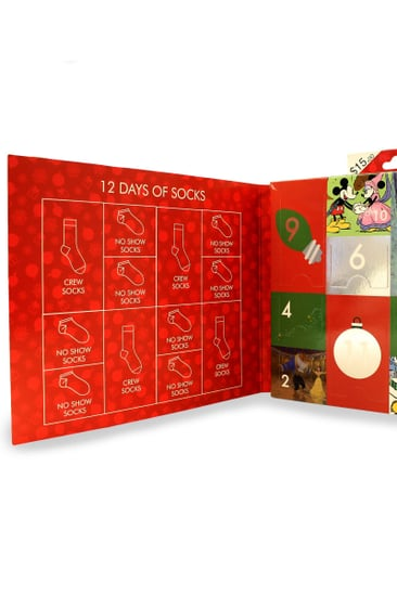 Keep Your Feet Warm and Heart Happy With These $15 Sock Advent Calendars