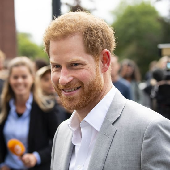 Prince Harry at Travalyst Launch in Amsterdam September 2019