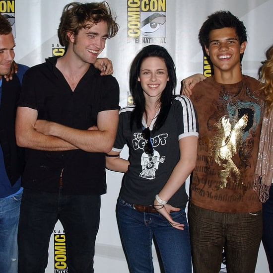 The Cutest Cast Moments From Comic-Cons Past