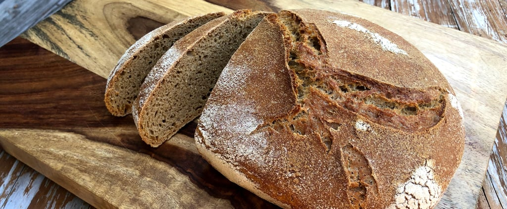 Whole-Wheat No-Knead Bread Recipe