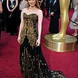 Jessica Chastain, 2012