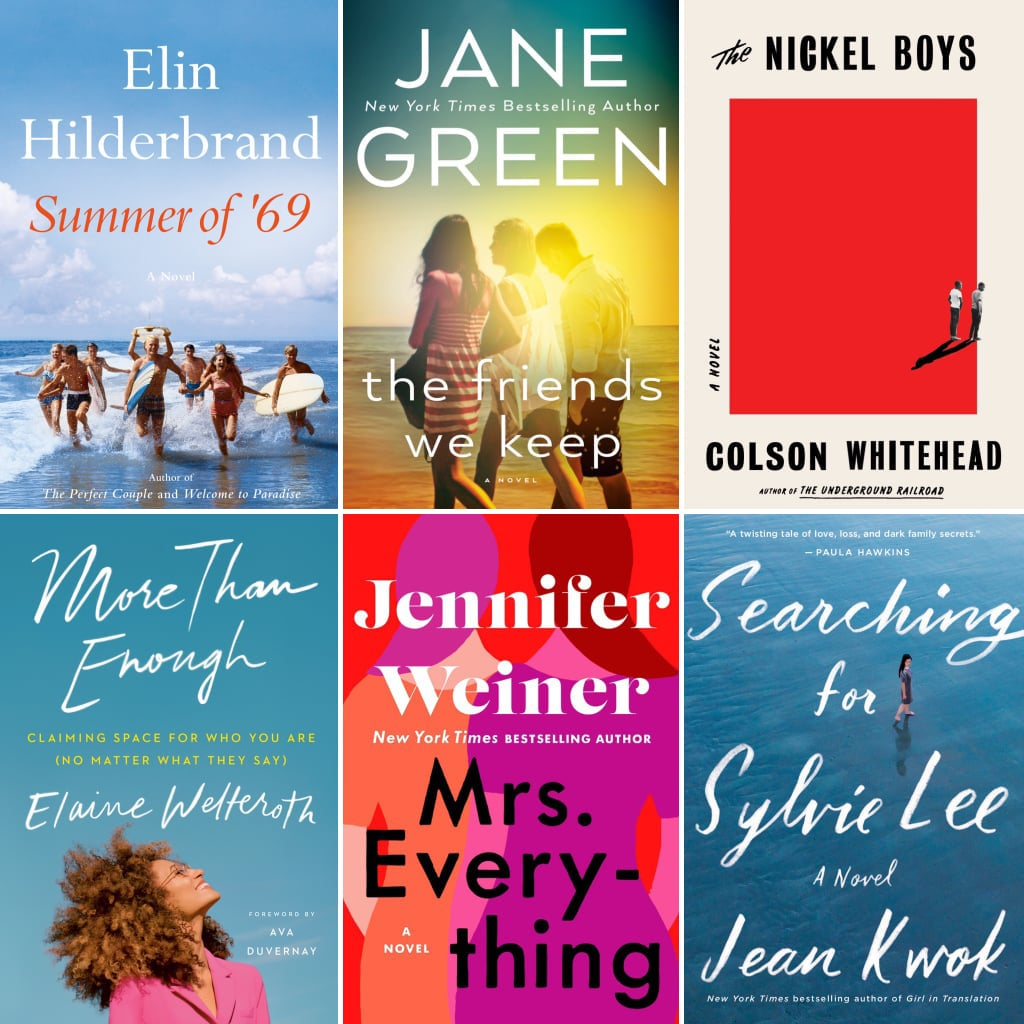 Best 2019 Summer Books For Women