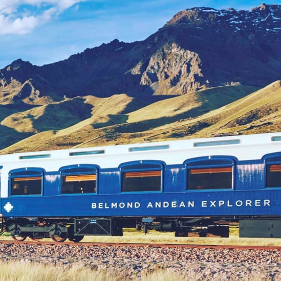 Belmond Andean Explorer Train in Peru