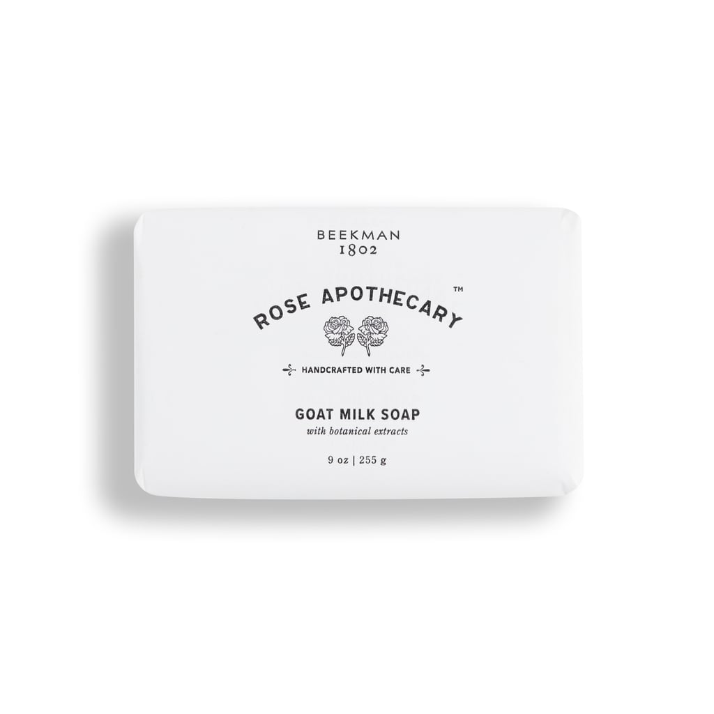 Beekman 1802 x Rose Apothecary Goat Milk Soap ($15)