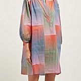 Saloni Printed Cotton Dress