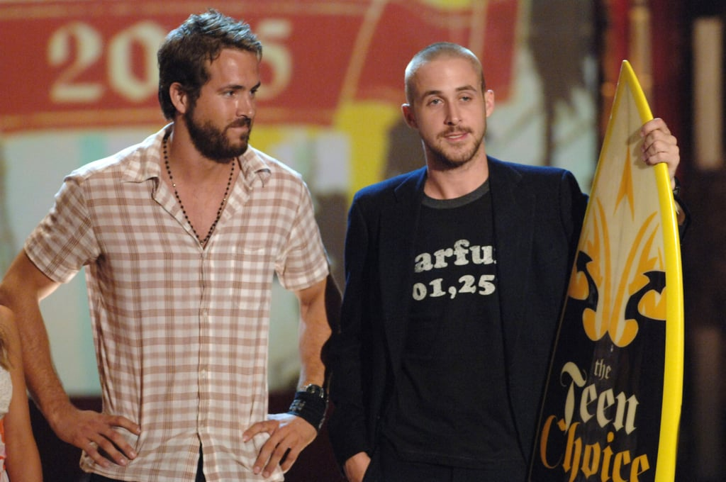 Because He Also Took the Stage With Ryan Gosling