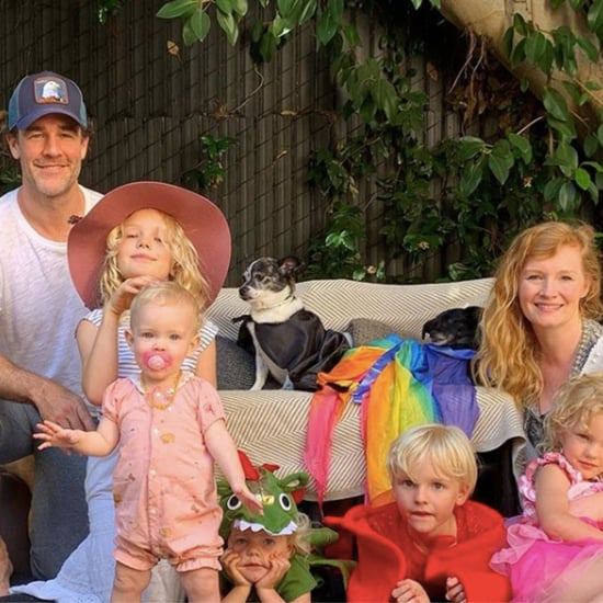 How Many Kids Does James Van Der Beek Have?