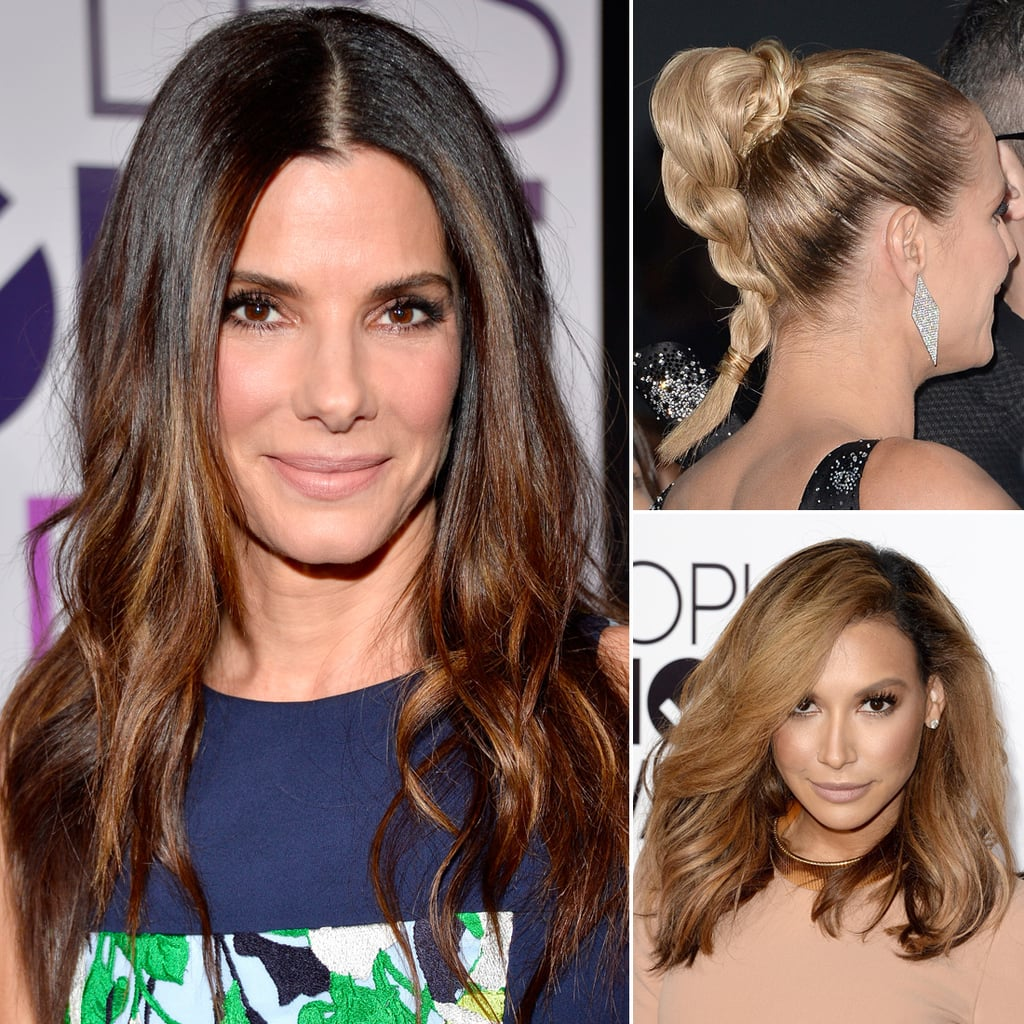 360 Degrees of Beauty From the People's Choice Awards