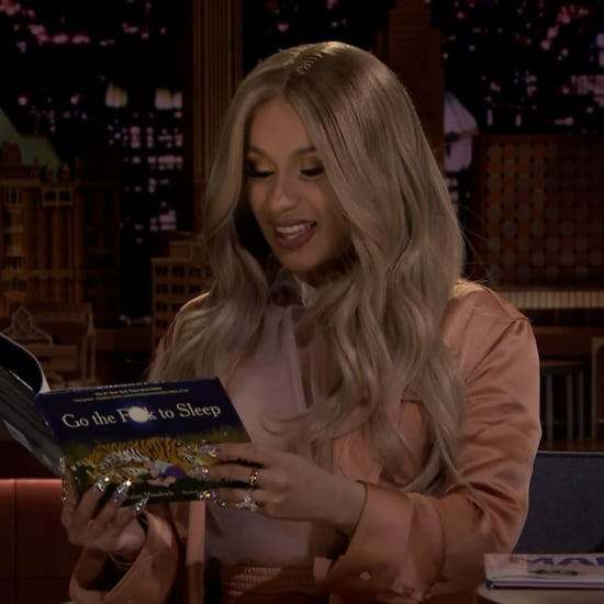 Cardi B Reads Go the F*ck to Sleep on The Tonight Show