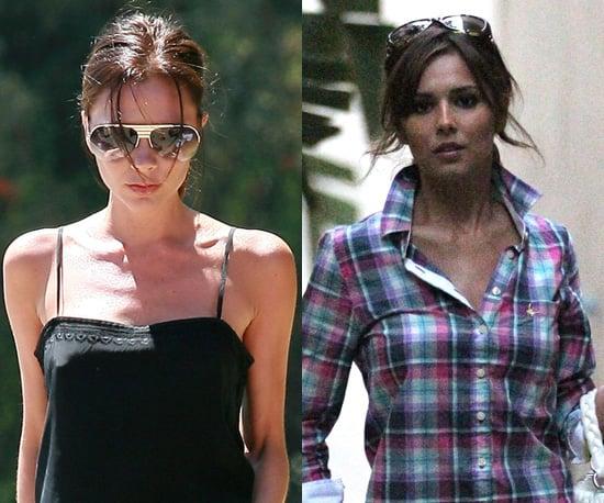 Victoria Beckham Won't Lend Clothes to Cheryl Cole