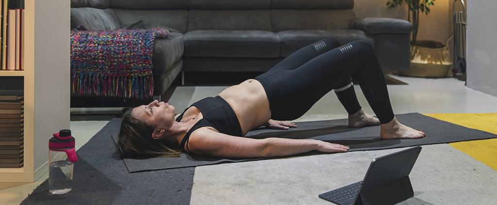 10-Minute Mat Pilates Workout For Core Engagement