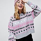 ASOS design Petite Christmas Jumper